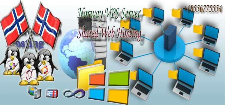 Norway VPS Server Shared Web Hosting