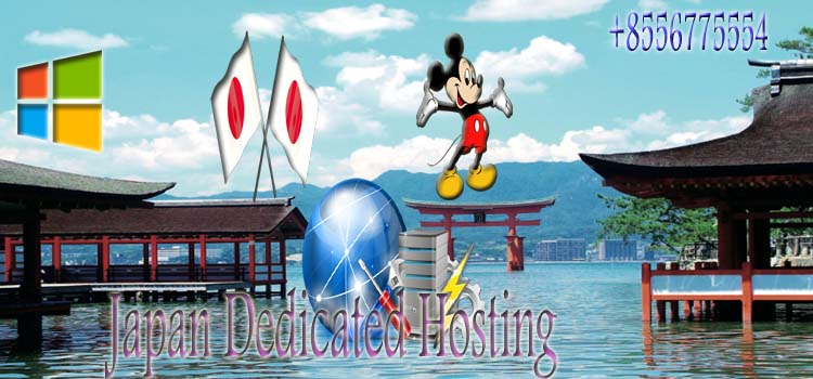Japan Dedicated Hosting
