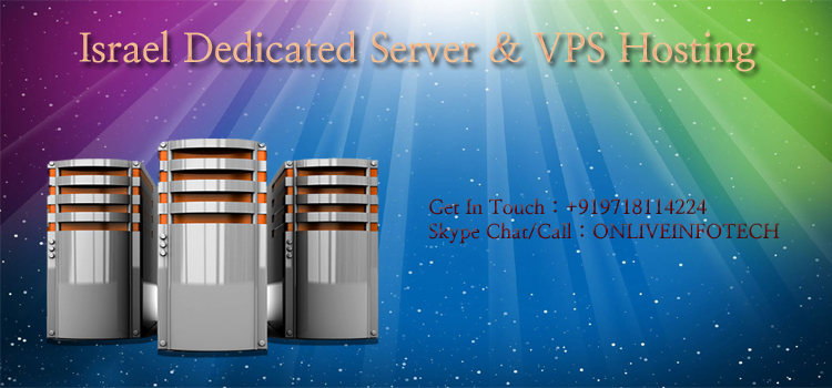 Israel Server Hosting