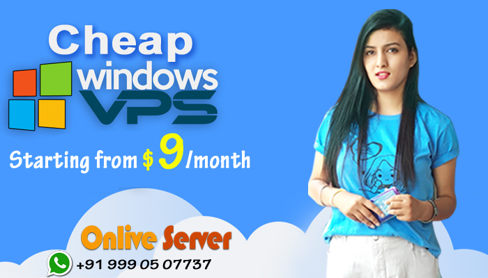 Windows VPS Hosting With Quick Installation And Security