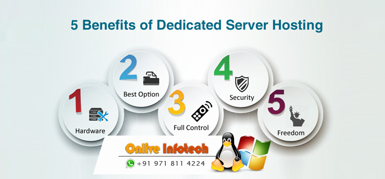 OnliveInfotech provides Cheap Dedicated Server Hosting for Thailand With best Services