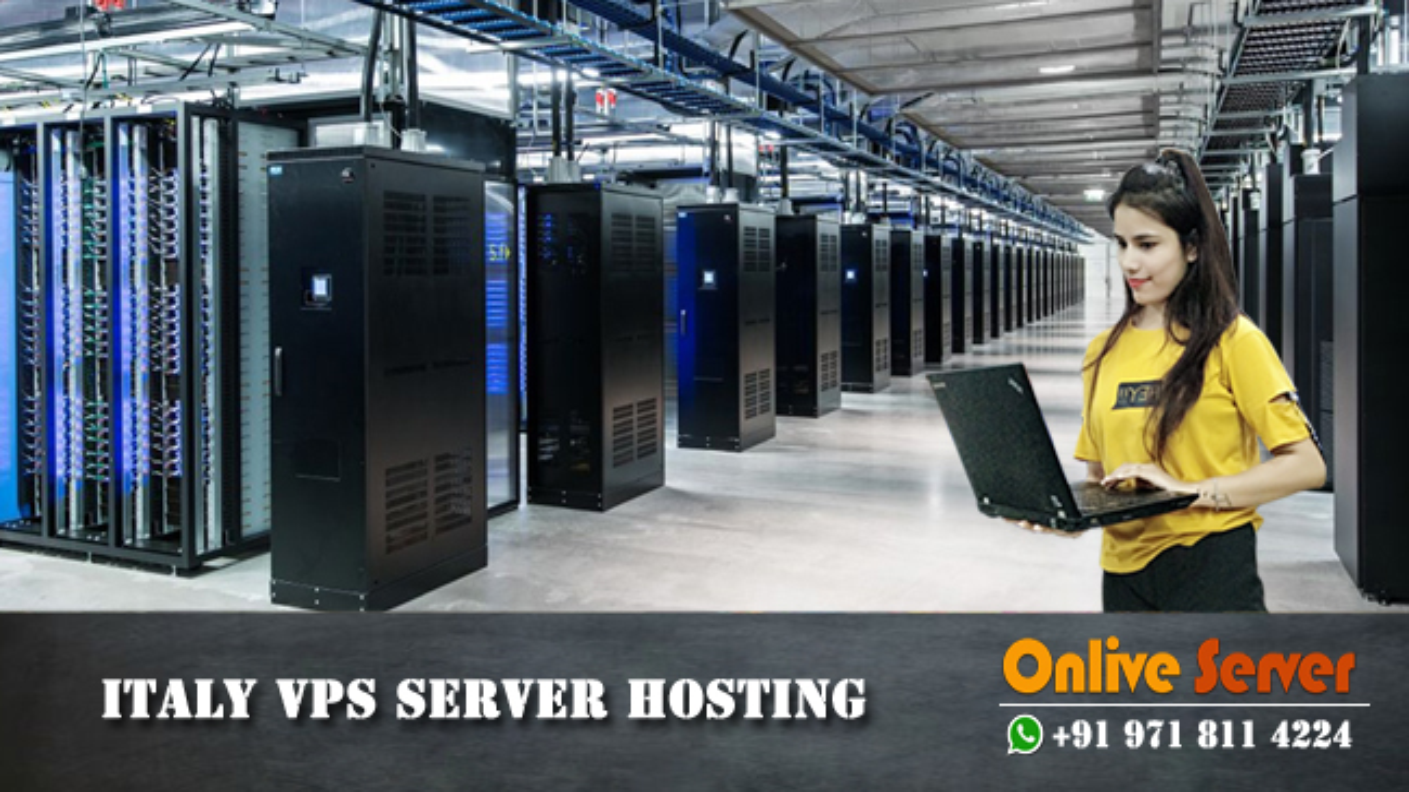 Italy VPS Server Hosting