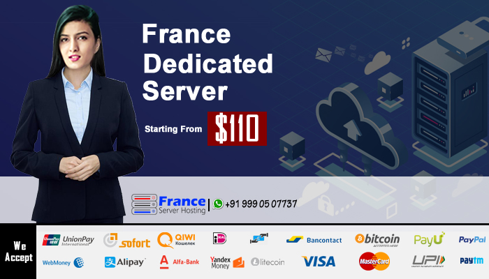 Variations Of Dedicated Hosting Servers In France And Germany