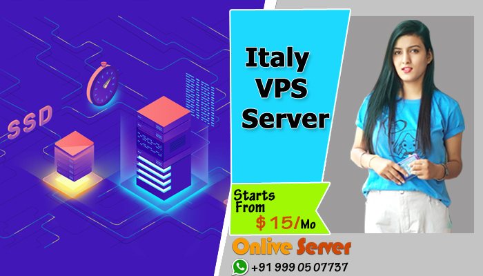 Get Extremely Reliable Italy VPS Hosting Plan For Your Business