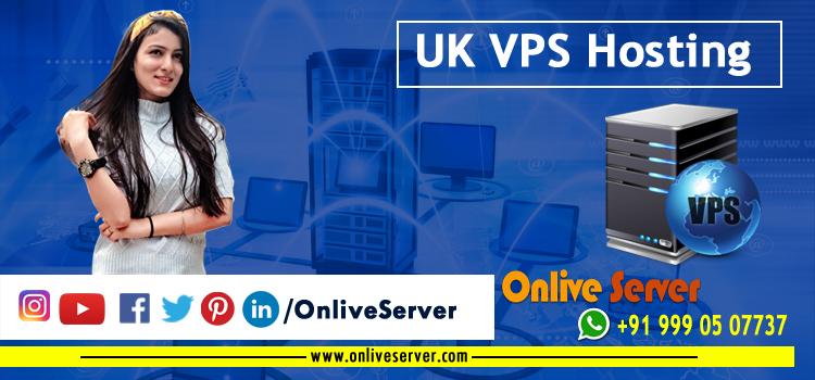 Fast Growing UK VPS Hosting Plans By Onlive Server