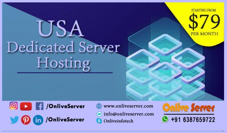 Get Right USA Dedicated Server Hosting plans